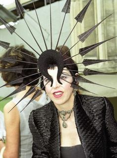 Isabella Blow is one of my favorite people.