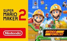 Mario Maker 2 Update Animal Crossing Update Nintendo   Podcast NPC Ep. 265 Luigi, Video Game News, Metroid, Super Mario, Animal Crossing, Nintendo Switch, Soundtrack, Cool Things To Buy