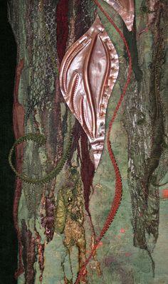 Hilary Rice | Corner Brook, Newfoundland, Canada | Weekly Artist Fibre Interviews | Fibre Art | International | Canadian | World of Threads Festival | Contemporary Fiber Art Craft Textiles | Oakville Ontario Canada ****