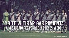 Copa Libertadores 2015 Ida: river 1- boca 0 Vuelta: partido suspendido