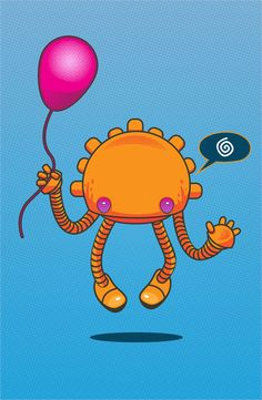 67 best cute robots and whimsical kids art images on pinterest in