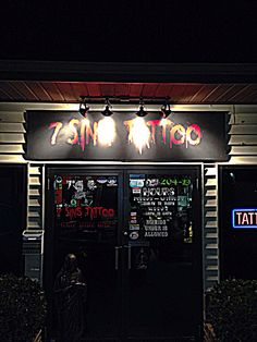 Tattoo shop... 7 sins custom tattoo studio! The best of the best! Fuck the rest! 7sinstattoo.com