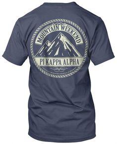 Pi Kappa Alpha Rush Shirt Pike Stuff Pinterest Pi