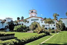 "Santa Barbara Courthouse | Architect Charles Willard Moore called it the ""grandest Spanish Colonial Revival structure ever built."""