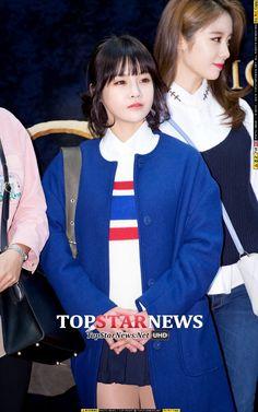 티아라(T-ara) 보람 -지연, '밀가루처럼 뽀얀 피부' (아가사 VIP시사회) - HD Photo News