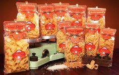 Pasta Artigianale per celiaci di #Gragnano #SenzaGlutine #GlutenFree