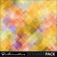 Abstract Autumn Paper Benthaicreations @MyMemories.com!