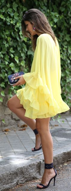 Shouldn't every girl have at least one dress like this!