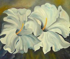 Awesome cuadros con flores blancas