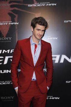Andrew Garfield - The Amazing Spiderman