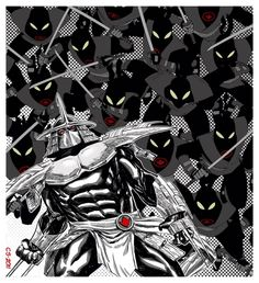 Shredder - TMNT - Cory Smith