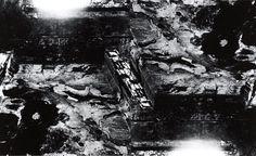 Kikuji Kawada, ('Chizu- The Map' series) Atomic Dome, Ceiling, Stain of Blood
