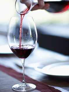 Instead of a mixed drink, opt for a glass of wine and save up to 100 calories per drink!
