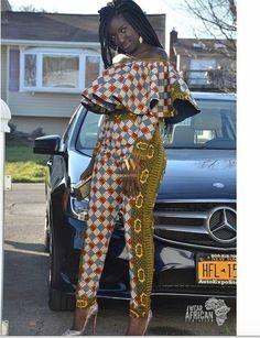 ~ Latest African fashion, Ankara, kitenge, African women dresses, African prints, African men's fashion, Nigerian style, Ghanaian fashion. #AfricanStyle