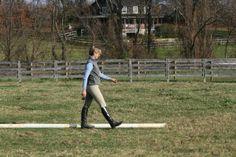 Measure the Distance Between Jumps | Practical Horseman