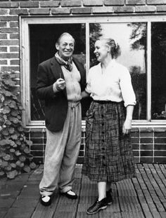 Alvar (1898-1976) and Aino Aalto (1894-1949), Finnish architects and designers