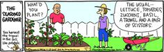 It always pays to keep digging. You never what you'll find as in this Rhymes with Orange comic