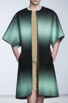 Amaya Arzuaga Fall 2014 Ready-to-Wear Detail - Amaya Arzuaga Ready-to-Wear Collection