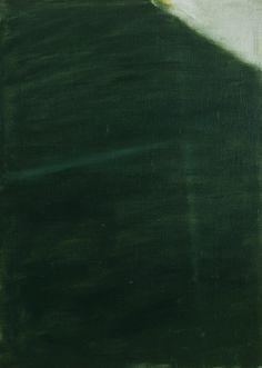 Raoul De Keyser Untitled 1988 70 x 50 cm oil on canvas