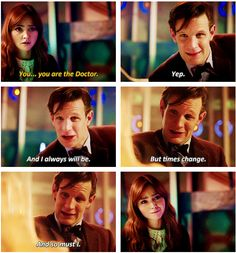 Their faces made me want to cry!...Doctor Who .. :)... http://www.pinterest.com/cwsf2010/doctor-who