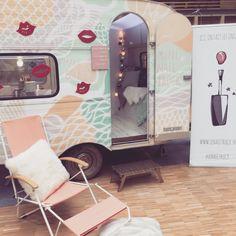 Beauty Van, Les Nails, Mint Nails, Truck, Spa, Caravan, Trucks