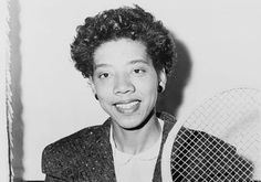 Explore the best Althea Gibson quotes here at OpenQuotes. Quotations, aphorisms and citations by Althea Gibson Althea Gibson, Wimbledon, American Tennis Players, Tennis Players Female, Arthur Ashe, Billie Jean King, American Athletes, Female Athletes, Women In History