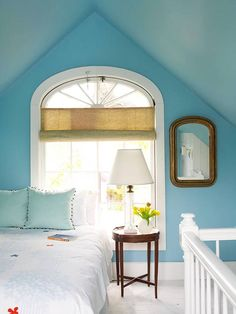 79 Best Blue Bedrooms images | Blue bedroom, Bedroom decor ...