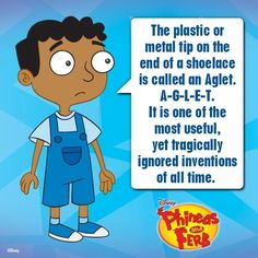 Phineas and Ferb.  Baljeet is my 2nd fav