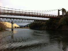 Rangitikei bridges Heartland, Brooklyn Bridge, Bridges, New Zealand, Travel, Viajes, Destinations, Traveling, Trips