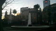 Fuente (Plaza de Mayo)