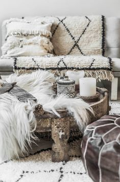 Decorate, create layers and make the interior yours. Photography by Paulina Arcklin