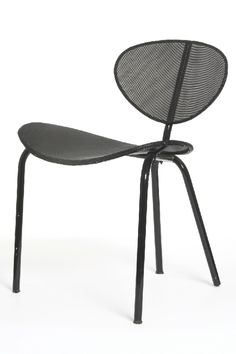 Nagasaki chair, Mathieu Matégot 1954