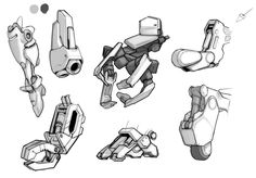 More mech joints