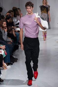 Calvin Klein Spring/Summer 2018