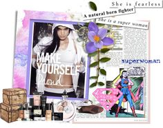 """""""Superwoman"""" by spartandiva on Polyvore"""