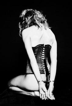 cuffed & corseted