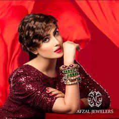 Ayeza Khan Shoot For Afzal Jewelers ! Pakistani Jewelry, Pakistani Models, Ayeza Khan, Flawless Beauty, Celebs, Celebrities, Photo Poses, Actors & Actresses, Glamour
