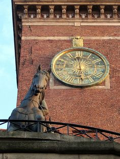 Wawel Horse Time - Krakow. Poland