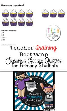 You have got to read this post! All about creating Google quizzes for primary students. Awesome!