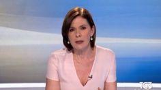 """L'addio amaro di Bianca Berlinguer: """"Attacchi sguaiati al mio Tg3 corsaro"""""""