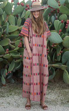 Pippa Holt Kaftans Spring Summer 2016 - Preorder Now on Moda Operandi