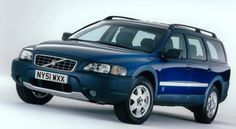 Volvo V70 XC Cross-Country. Ocean-Race-Edition 2001 my old baby