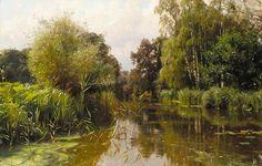 PEDER MØNSTED DANISH, 1859-1941 - by Sotheby's