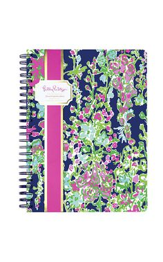 Lilly Pulitzer Mini Notebook - Southern Charm