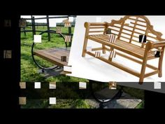 Wholesale Outdoor Teak Benches | by www.mix-a-container.com