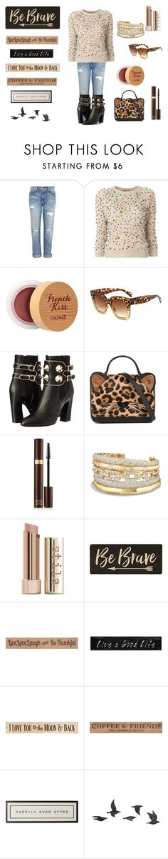 """Hello, November"" by fashion2religion ❤ liked on Polyvore featuring Current/Elliott, Prada, Caudalíe, Just Cavalli, Kate Spade, Tom Ford, David Yurman, DutchCrafters, 3R Studios and Jayson Home"