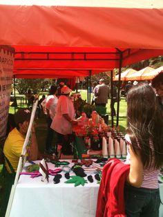 Jardín Botánico - Feria Campesina