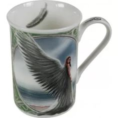 mug ange anne stokes déco angélique