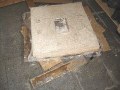 Tegelkachel/Masonry Heater/PDM/...: 2009 Er 5, Concrete, Table, Furniture, House, Home Decor, Stove, Homemade Home Decor, Home