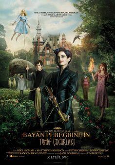 Yılın en fantastik filmi Bayan Peregrine'nin Tuhaf Çocukları, ünlü yönetmen Tim Burton tarafından yönetilen bir film olma özelliğini taşıyor. 30 Eylül 2016 tarihinde vizyona girmeyi bekleyen Bayan Peregrine'nin Tuhaf Çocukları filmi şimdiden oldukça çok potansiyel izleyici kitlesine sahip.